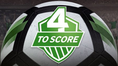 Betway Football 4 To Score