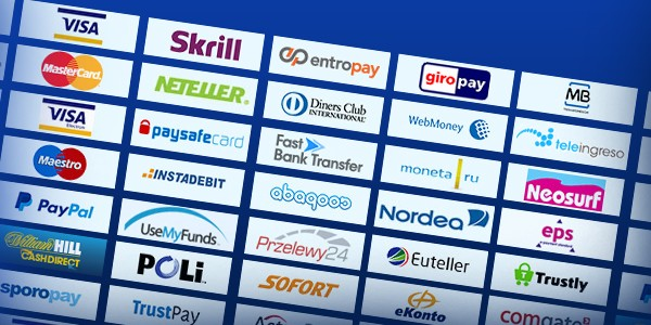 William Hill Banking Options