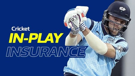 William Hill Cricket In-Play Insurance