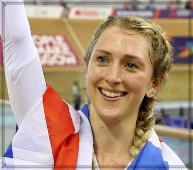 Laura Kenny Claims Fifth Gold Medal at the Olympics